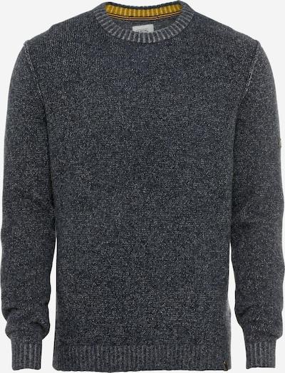 CAMEL ACTIVE Pullover mit Rundhalsausschnitt in grau, Produktansicht