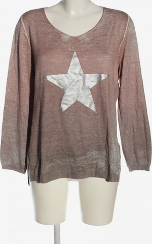 Pfeffinger Sweater & Cardigan in XXL in Pink
