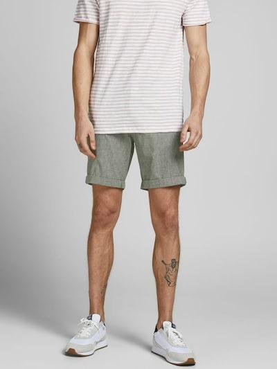 JACK & JONES Chino kalhoty 'Dave ' - světle zelená, Model/ka