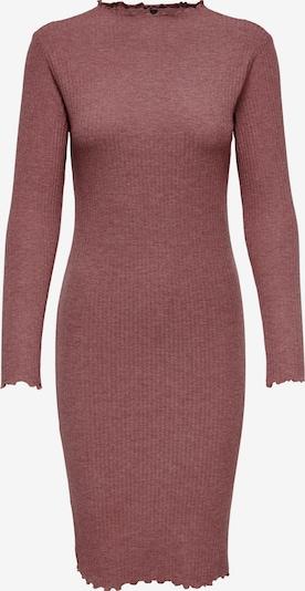 ONLY Robe 'Emma' en rouge pastel, Vue avec produit