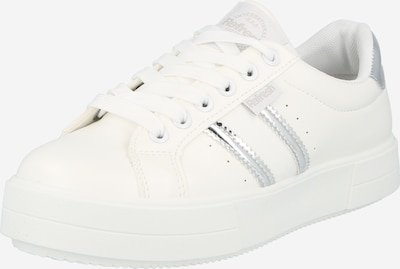 Refresh Sneakers low in Silver / White, Item view