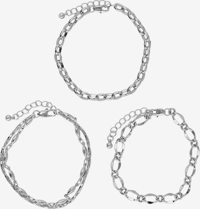 PIECES Bracelet 'Jynni' en argent, Vue avec produit