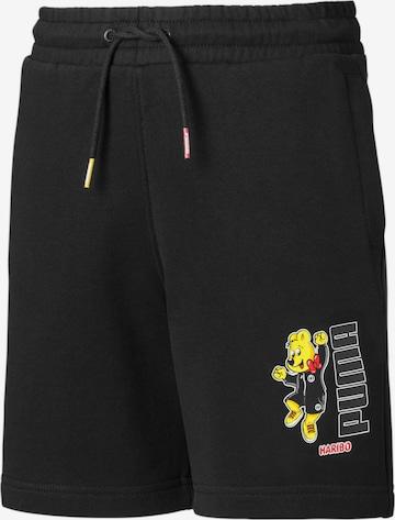 Pantalon PUMA en noir