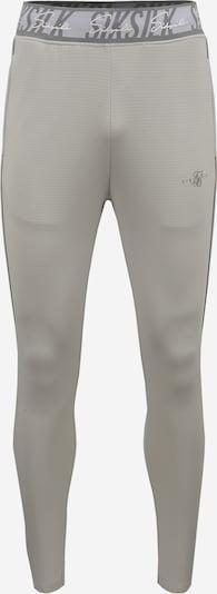 SikSilk Спортен панталон в сиво / светлосиво, Преглед на продукта