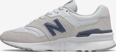 new balance Sneaker in blau / hellgrau / pink / weiß, Produktansicht