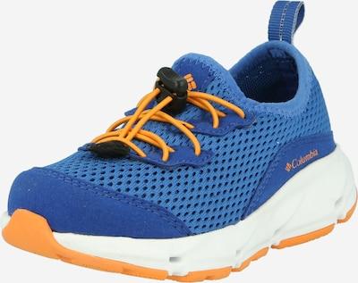 Scarpa bassa COLUMBIA di colore blu cielo / arancione, Visualizzazione prodotti