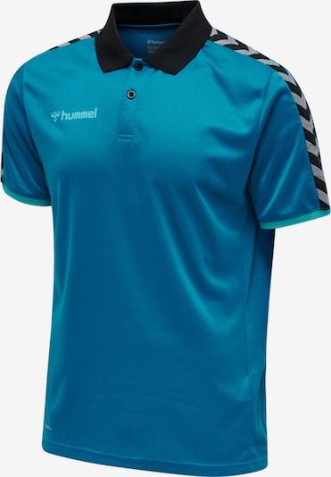 Hummel Performance Shirt in Aqua / Anthracite / Black, Item view
