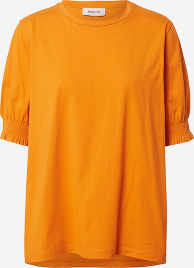 Tricou 'Jake' modström pe portocaliu mandarină, Vizualizare produs