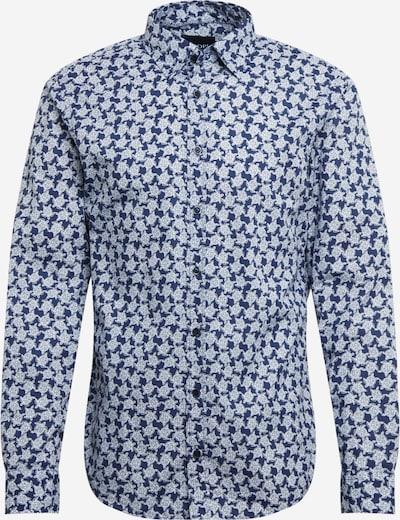 JOOP! Jeans Chemise en bleu / blanc, Vue avec produit
