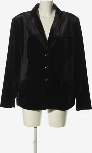 Walbusch Long-Blazer in XXXL in schwarz, Produktansicht