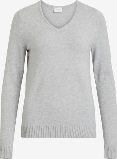 VILA Pullover 'VIRIL' in hellgrau, Produktansicht
