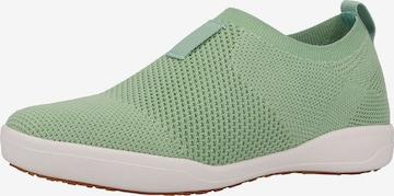 JOSEF SEIBEL Slip-Ons 'Sina' in Green