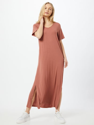mbym Kleid 'Bertti' in chamois, Modelansicht