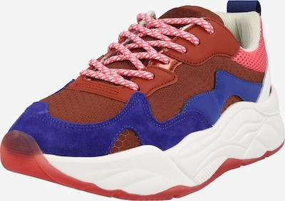 SCOTCH & SODA Sneakers 'Celest' in Blue / Caramel / Pink, Item view