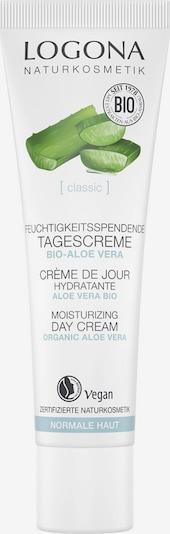 Logona Tagescreme in weiß, Produktansicht