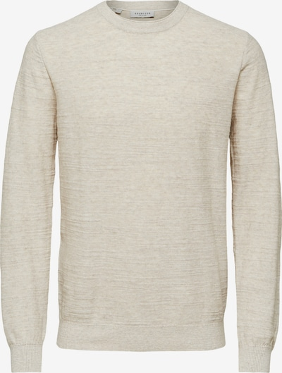 SELECTED HOMME Trui in de kleur Beige, Productweergave