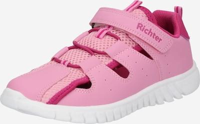 RICHTER Chaussure basse en rose / rose foncé, Vue avec produit