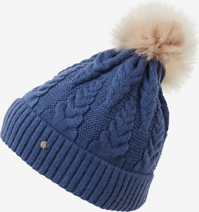 Finn Flare Bommelmütze in blau, Produktansicht