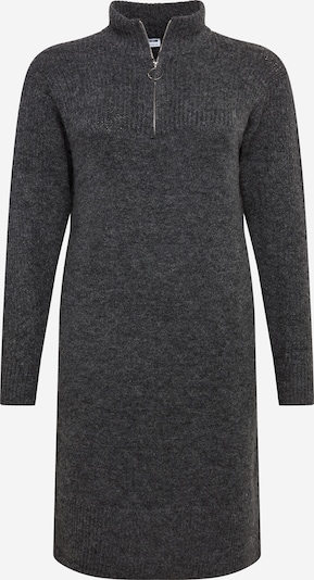 Noisy May Curve Robe-chemise 'Dominic' en gris, Vue avec produit