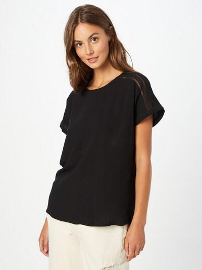 VERO MODA Bluse 'NADS' in schwarz, Modelansicht