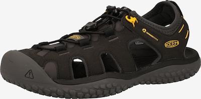 KEEN Sandale in schwarz, Produktansicht