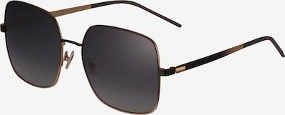 BOSS Casual Zonnebril '1160/S' in de kleur Goud / Zwart, Productweergave