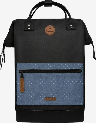 Cabaia Rucksack in blau / schwarz, Produktansicht