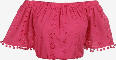 Bluză IZIA pe roz pitaya, Vizualizare produs