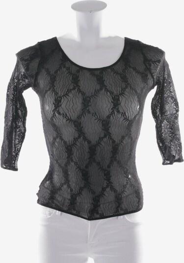 Wolford Spitzenshirt  in S in schwarz, Produktansicht