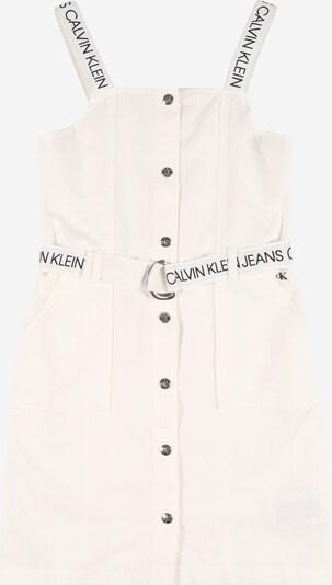 Calvin Klein Jeans Šaty - černá / bílá, Produkt