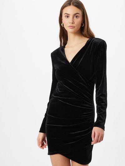 Bardot Kleid 'ISLA' in schwarz, Modelansicht