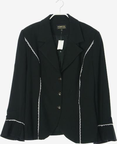 POMPÖÖS Blazer in XL in Black, Item view