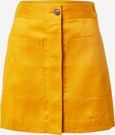 Banana Republic Jupe en jaune foncé, Vue avec produit