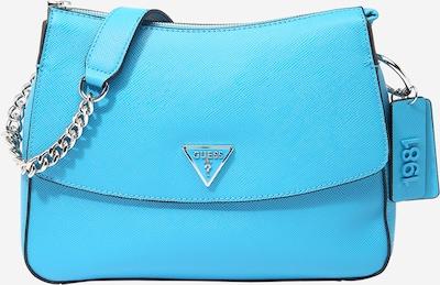 GUESS Чанта за през рамо 'Cordelia' в аквамарин, Преглед на продукта