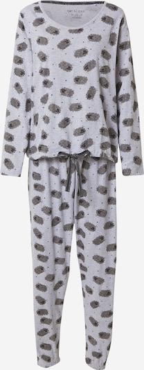 Dorothy Perkins Pyjama värissä harmaa / vaaleanharmaa / tummanharmaa, Tuotenäkymä