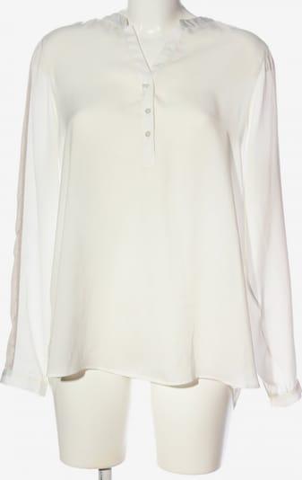 Milano Italy Langarm-Bluse in L in weiß, Produktansicht