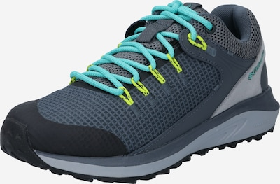 COLUMBIA Low shoe 'TRAILSTORM' in Blue / Turquoise / Graphite, Item view