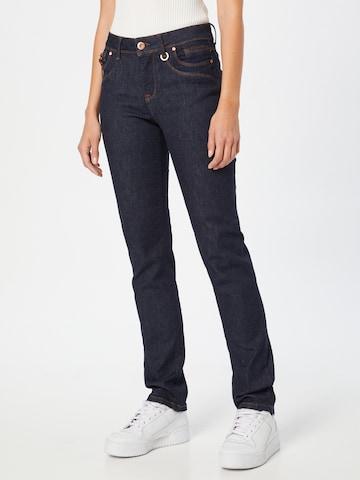 PULZ Jeans Jeans 'Emma' in Blau