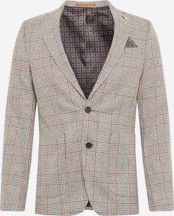 BURTON MENSWEAR LONDON Suit Jacket in Brown