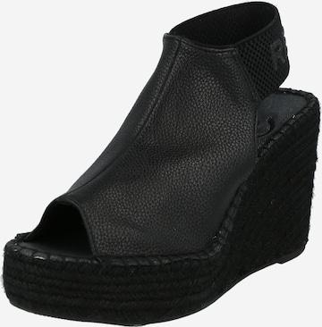 Sandale 'TYNE' de la REPLAY pe negru