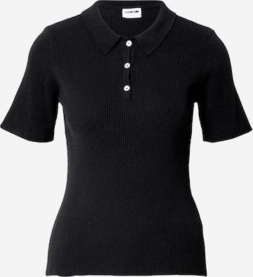 Noisy may Shirt 'NMRINNA' in Black