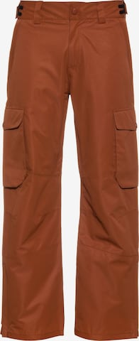 MAUI WOWIE Outdoor Pants in Brown