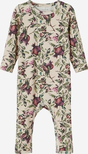 NAME IT Romper/Bodysuit in Beige / Green / Cyclamen / Pink, Item view