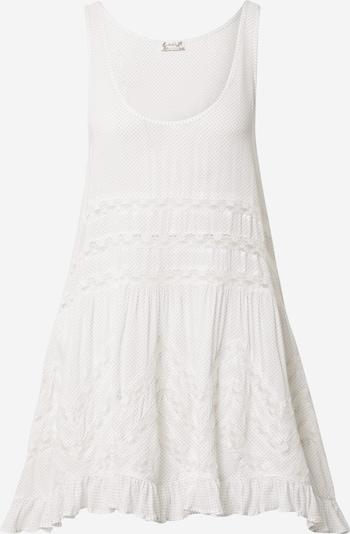 Free People Лятна рокла в бяло, Преглед на продукта