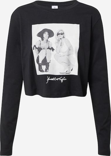 KENDALL + KYLIE Shirt in schwarz, Produktansicht
