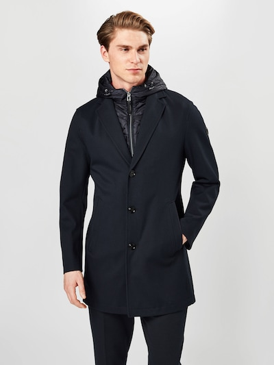 JOOP! Between-seasons coat 'Yanek' in dark blue, View model