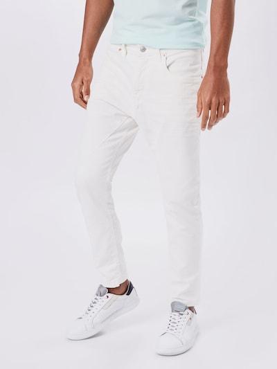 Džinsai 'WEL' iš DRYKORN , spalva - balta, Modelio vaizdas
