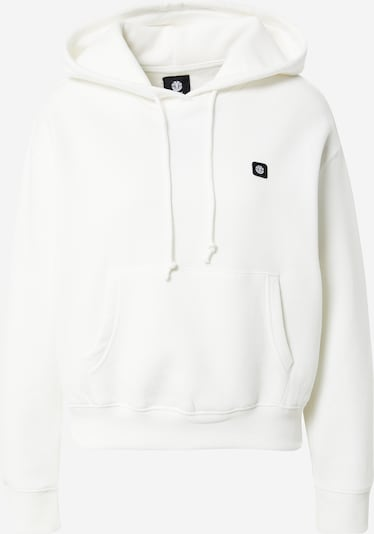 ELEMENT Sport sweatshirt i off-white, Produktvy