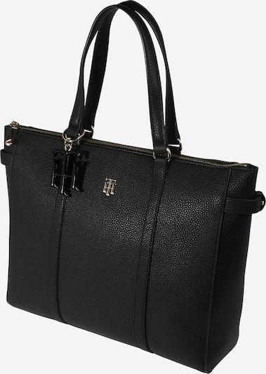 TOMMY HILFIGER Shopper in schwarz, Produktansicht