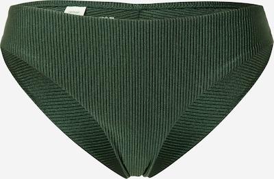 AERIE Bikinihose in dunkelgrün, Produktansicht